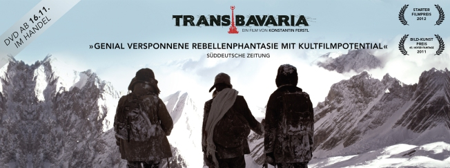 Trans Bavaria auf DVD.